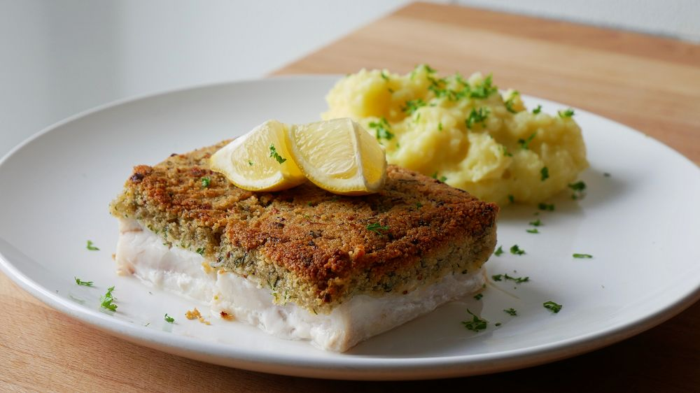 Fish fillet la bordelaise for Filet of fish