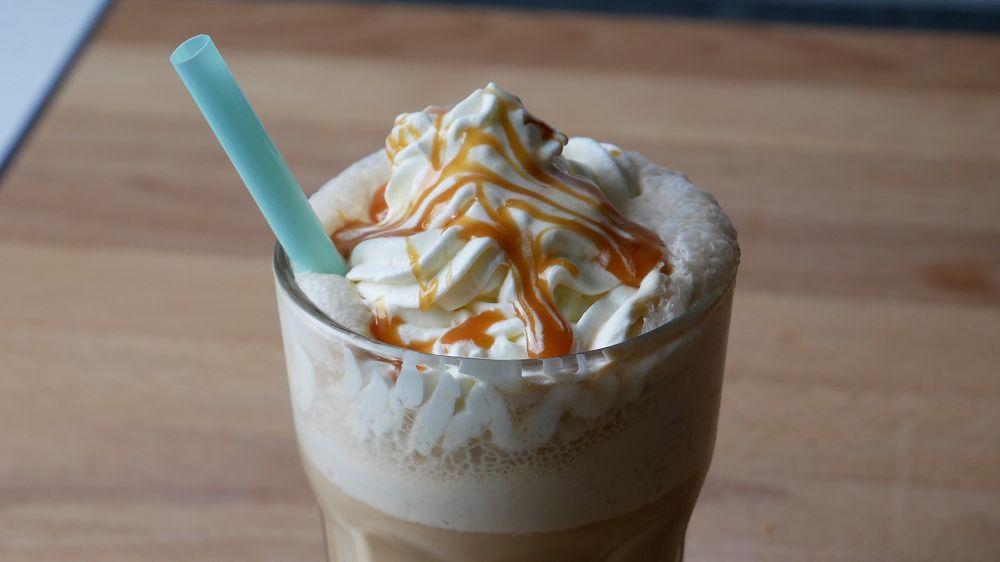 Caramel Frappuccino Selber Machen