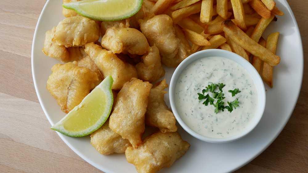 Fisch Nuggets Selber Machen