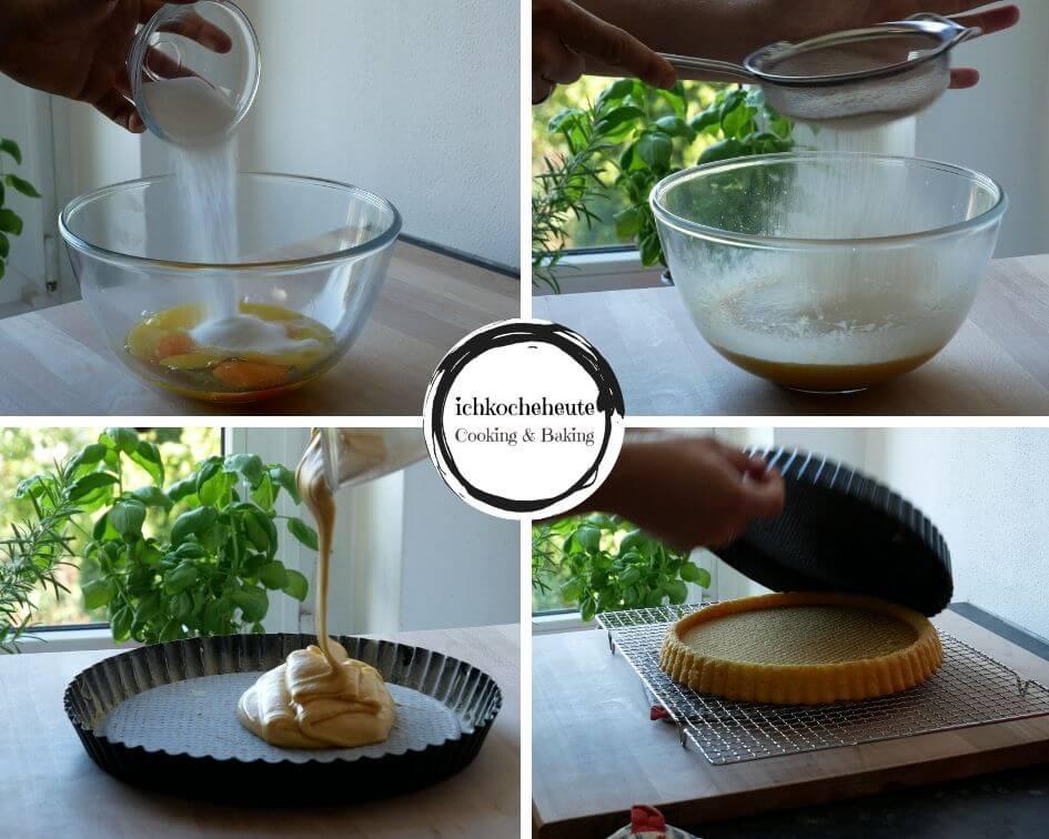 Baking Sponge Flan