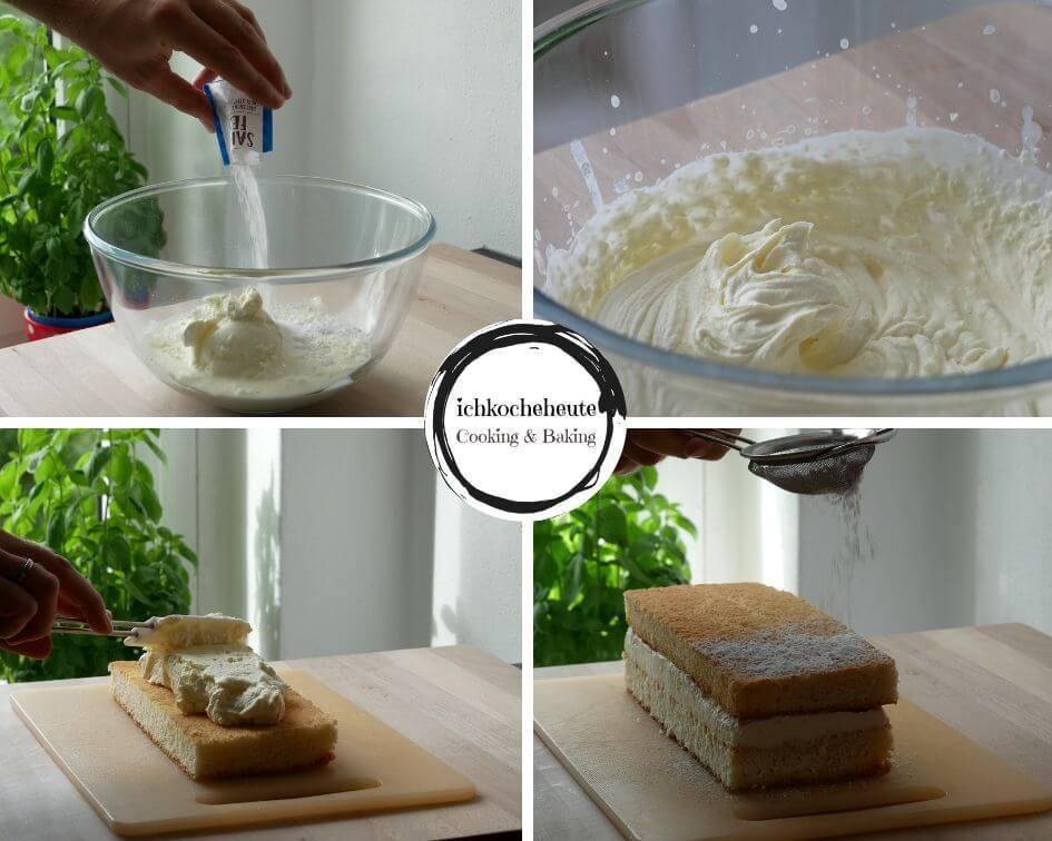 Milchcreme Zubereiten