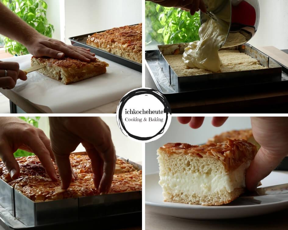 Baking Bee Sting Cake