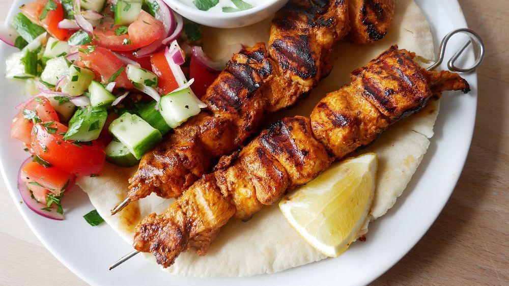 Chicken Kebab (Şiş Tavuk) Selber Machen