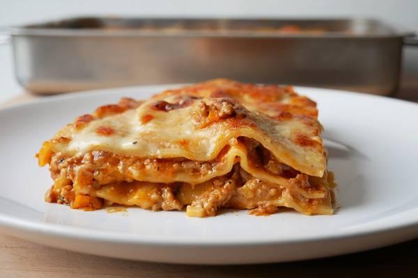 Italian Lasagna Bolognese