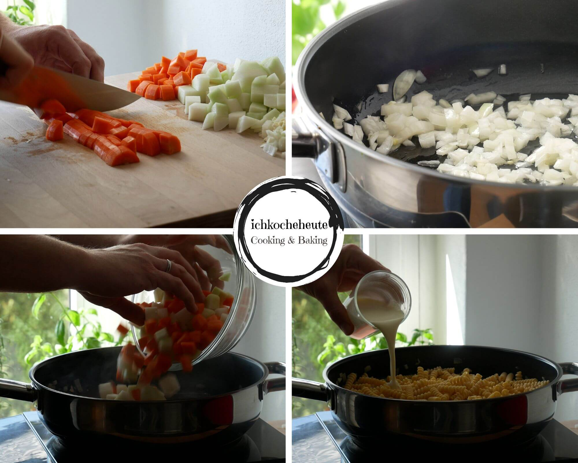 Preparations for One Pot Pasta