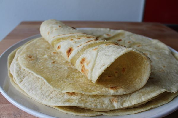Tortilla Wraps Selber Machen