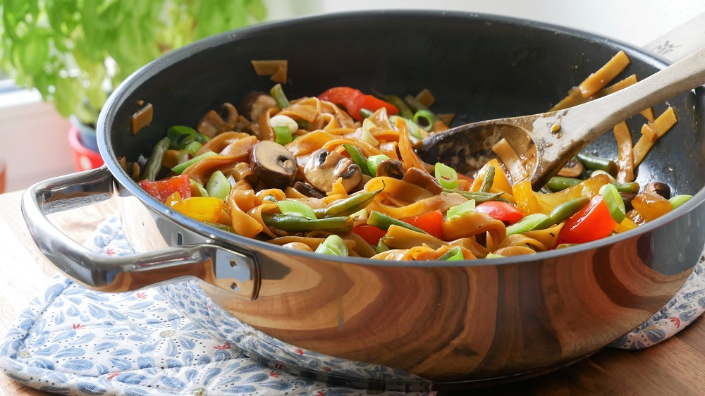 Veggie One Pot Pasta