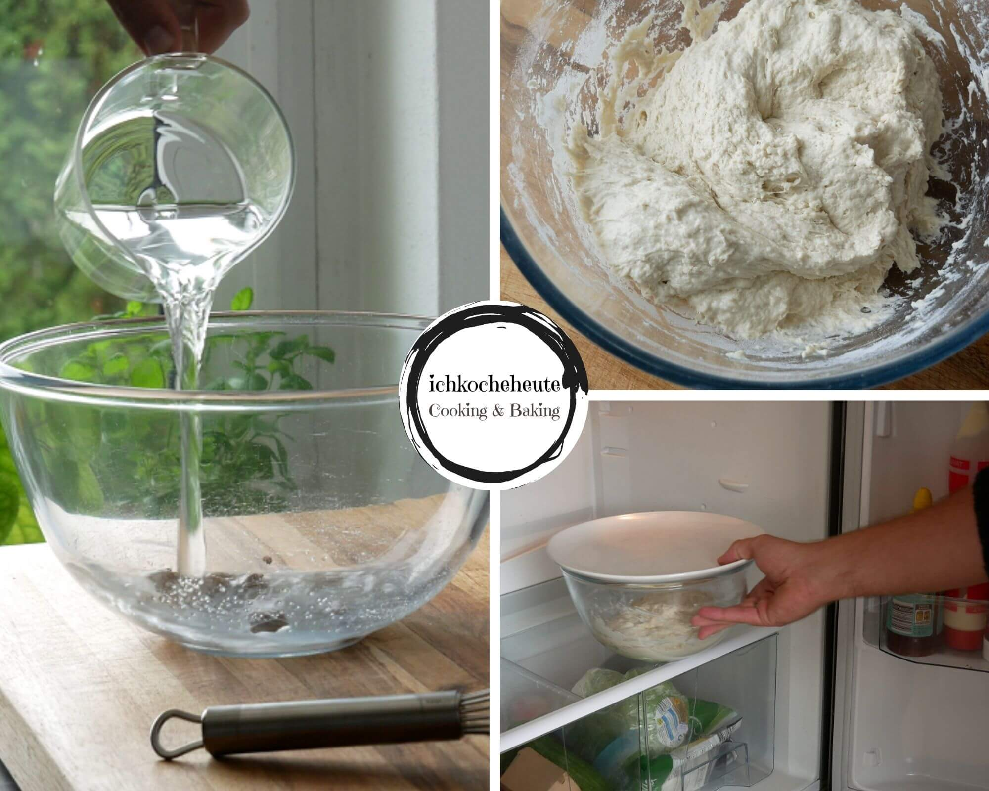 Preparations for Yeast Dough